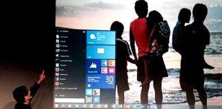 Microsoft unveils windows 10 with start menu - skipping windows 9 by ieenews