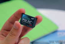 PQI Wi-Fi SD card microSD card reader