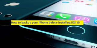 How to backup your iPhone before installing iOS 10: How to Backup iPhone to iTunes (iPhone 6 plus, iPhone 5s, iPad 3, iPad mini)