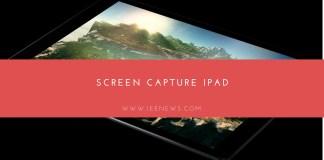 How to Take a screenshot on iPad: Screen capture iPad, iPad take screenshot