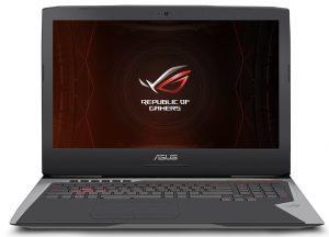 ASUS ROG G752VS OC Edition VR Ready Gaming Laptop