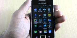 How to take a screenshot on Samsung Galaxy Ace