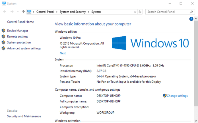 How to know how many bits is my pc, How to tell if my Windows 7 is 32 or 64 bits, Is my computer 32 or 64 bit windows 10, is my computer 32 or 64 bit windows 8, Is my computer 32 or 64 bit windows 7