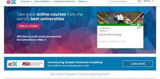 site like coursera - edx Best coursera alternative For Online Learning