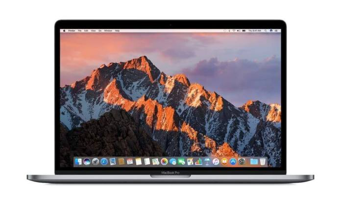 The best laptop for Photoshop Apple MacBook Pro 15 (the newest version)