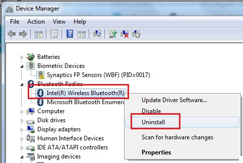 Fixing Bluetooth issues Windows 7 , 8 and 10 lenovo hp