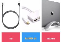 Best MacBook Air Accessories