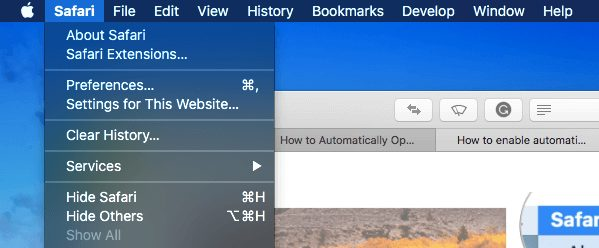 Enable Automatic Reader View in Safari for iOS, macOS High Sierra