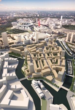 Τώρα η ΙΚΕΑ κατασκευάζει και πόλεις! [εικόνες]