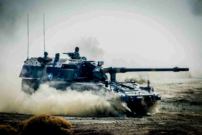 297956 iefimerida - Άσκηση της 1ης Στρατιάς - Δείτε εντυπωσιακές εικόνες.