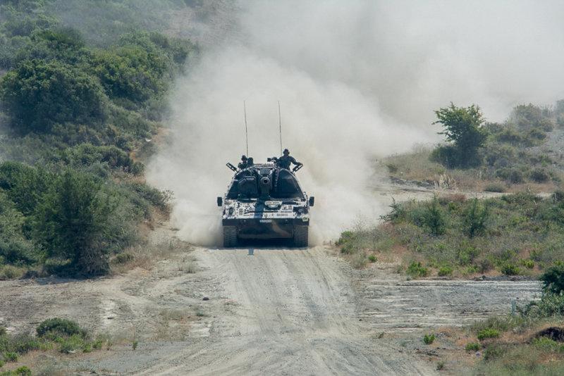 297963 iefimerida - Άσκηση της 1ης Στρατιάς - Δείτε εντυπωσιακές εικόνες.