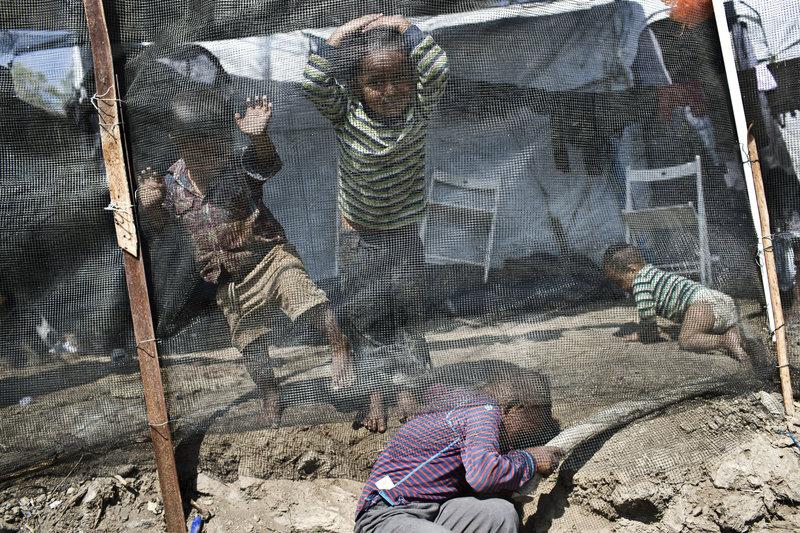 Ακόμη και πεντάχρονα παιδιά γίνονται στόχος βιασμών (Φωτογραφία: ΑΡ)