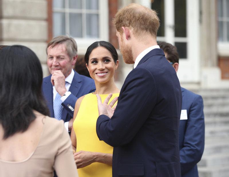 Ο δούκας και η δούκισσα του Σάσεξ έχουν πληθύνει τις εμφανίσεις τους, μετά το γάμο τους