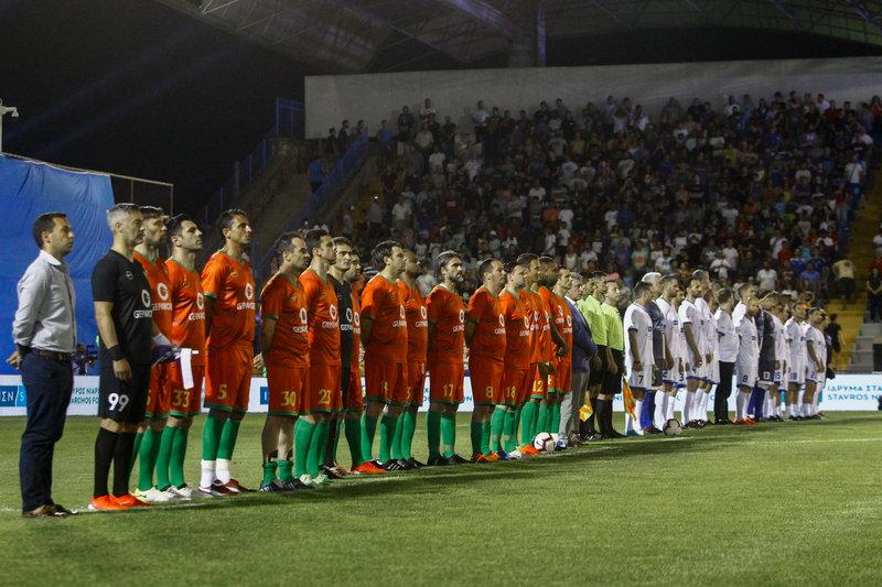 Ελλάδα και Πορτογαλία σε παράταξη