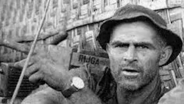 O Αμερικανός ταγματάρχης Τσάρλι Μπέκγουϊθ, που ίδρυσε το 1977 την Delta Force.