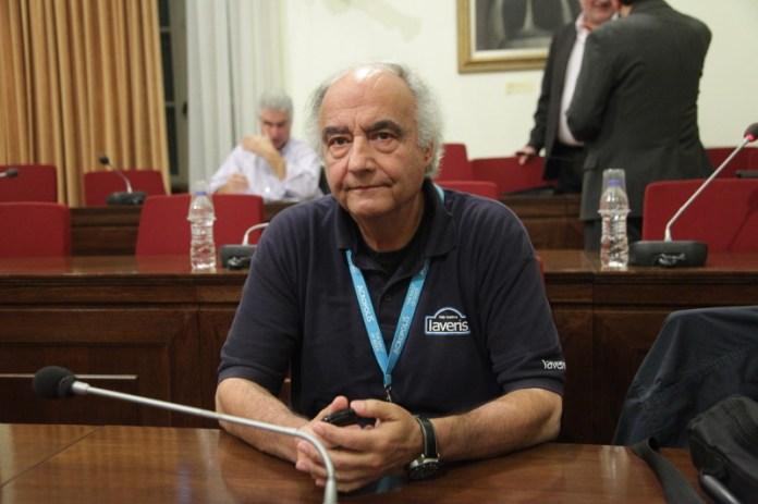 Ο Τάσος Μαρκουίζος, γνωστός ως «Ιαβέρης» στην Ειδική Μόνιμη Επιτροπή Οδικής Ασφάλειας