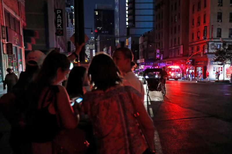 Μπλακ άουτ στη Νέα Υόρκη
