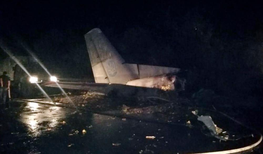 Αεροπορική τραγωδία στην Ουκρανία: Τα πρώτα στοιχεία δείχνουν μηχανική βλάβη -Tουλάχιστον 25 νεκροί -