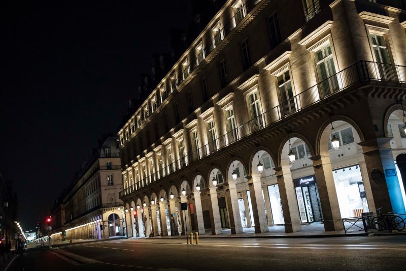 To Παρίσι… άδειασε χθες το βράδυ