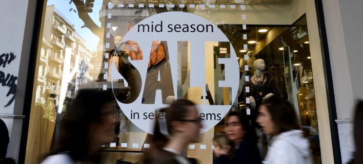 Ξεκινούν οι χειμερινές εκπτώσεις σήμερα Δευτέρα -Υποχρεωτική η αποδοχή της κάρτας για τα μαγαζιά