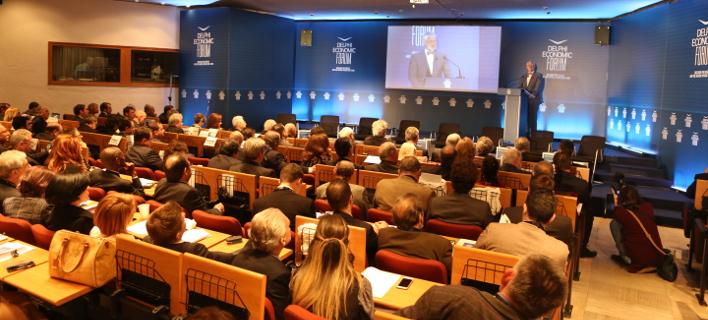 1-4 Μαρτίου το Οικονομικό Φόρουμ των Δελφών -Mε προσωπικότητες της διεθνούς πολιτικής σκηνής