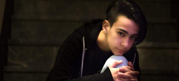 Αποτέλεσμα εικόνας για 17χρονος γιος του Ανδρέα Μπάρκουλη, Νίκος