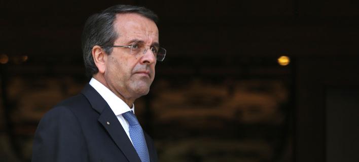 Ο Σαμαράς σε συμπληγάδες -Αρωμα πρόωρων εκλογών στην κυβέρνηση