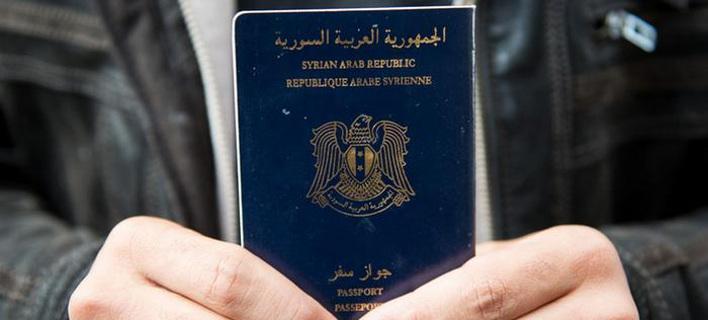 Ακόμη και στο Facebook πουλάνε πλαστά συριακά διαβατήρια -Mαζί με συμβουλές εξαπάτησης των αρχών [εικόνες]