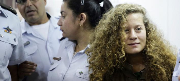 Αποτέλεσμα εικόνας για 17χρονη στην Παλαιστίνη