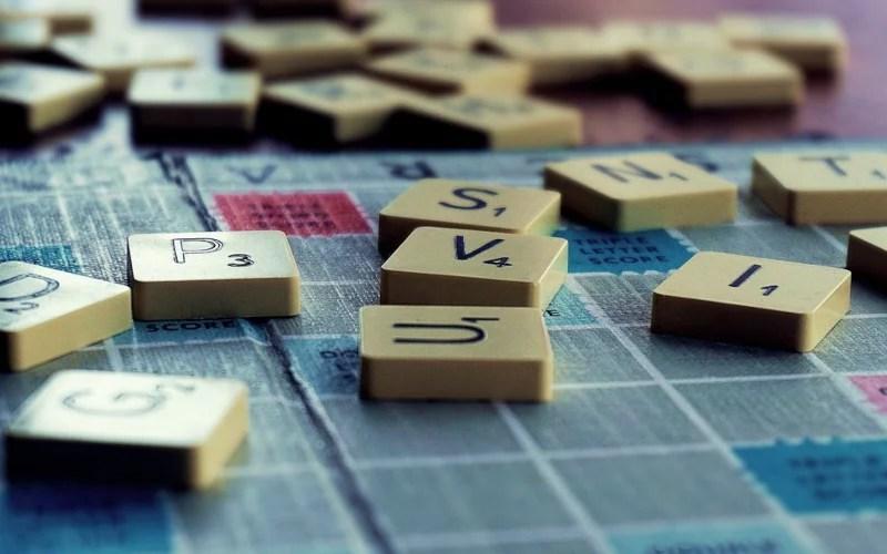 Επιτραπέζιο Scrabble