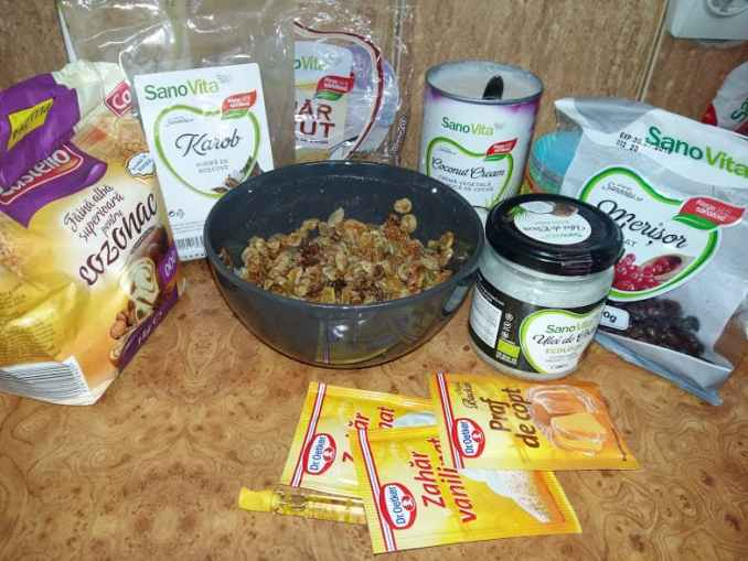 ingrediente muffins de post alimente sănătoase