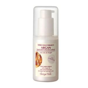 ser termic cu ulei de argan pentru păr deteriorat și fragil