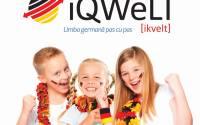 limba germană pentru copii