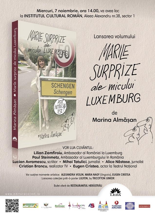 Marile surprize ale micului Luxemburg lansare