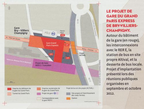Villiers Sur Marne Carrefour Du Grand Paris Ieif