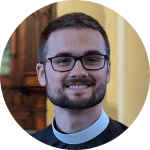 Seminarian Simeon Cornwell