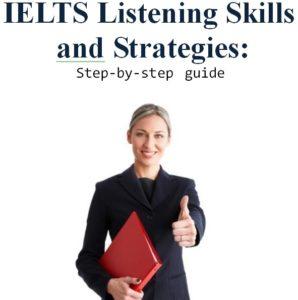 ielts listening skills and strategies ebook
