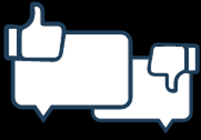 receive feedback