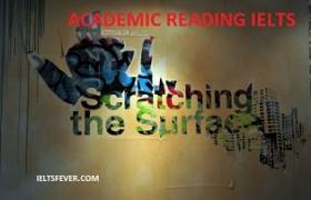 Academic reading practice test 55Scratching the SurfaceTHE ANDERTON BOAT LIFTLife, but not as we know it