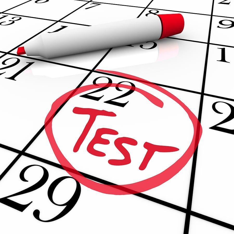 IELTS Test Dates 2013