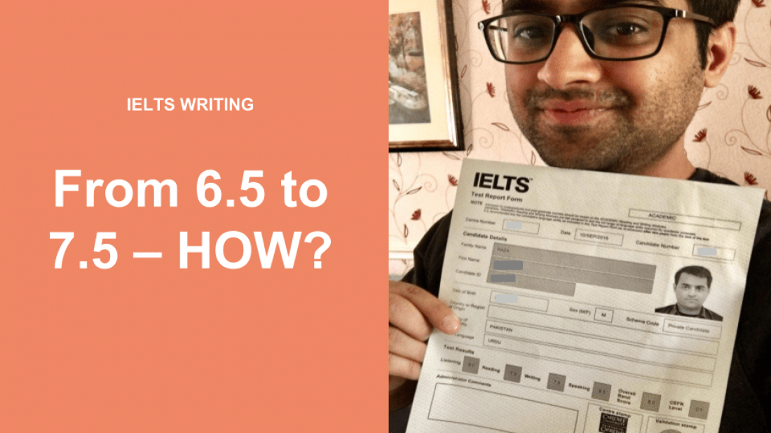 IELTS Success | From 6.5 to 7.5 - HOW? - IELTS podcast