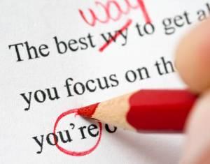 Online toefl essay correction service