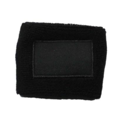 zweetbandje zwart