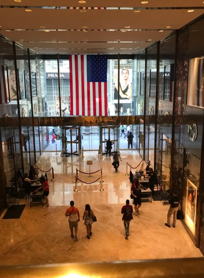 5 days in new york. Top things to do. Trump Tower