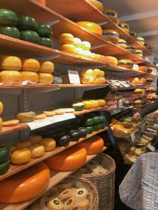 Top Things To Do In Amsterdam: Ultimate Guide- cheese factory