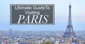 ultimate guide to visiting paris- Eiffle tower