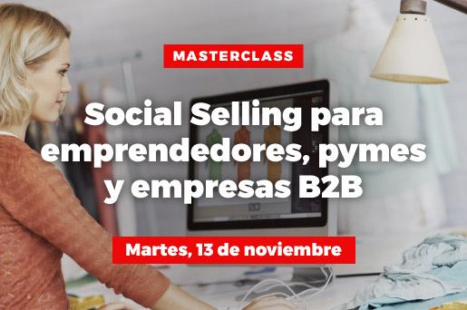 Masterclass social selling