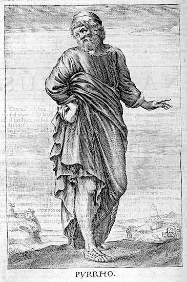Pyrrho | Internet Encyclopedia of Philosophy