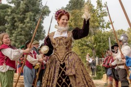 Irwindale Renaissance Pleasure Faire — April 6