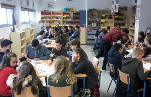 Intercambio Het College 15